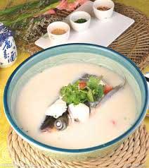 суп из соевого молока